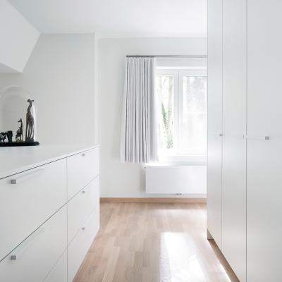 slaapkamer en dressing